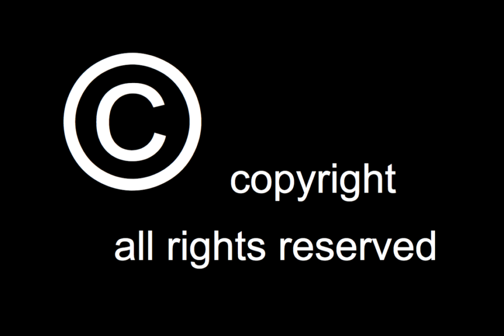 Copyrighting a Website
